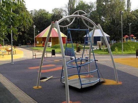 Игровую площадку для детей-инвалидов оборудуют Железноводске