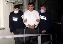 Митинг в поддержку Саакашвили запланировали на воскресенье
