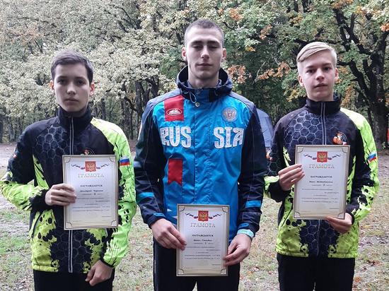 Ставропольские «охотники на лис» завоевали шесть медалей на соревнованиях РФ