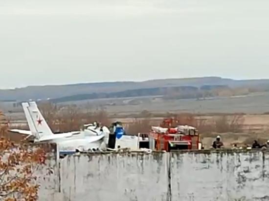 Военный летчик назвал основные версии падения самолета в Татарстане