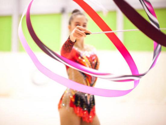 В Ингушетии проходит открытое первенство по художественной гимнастике