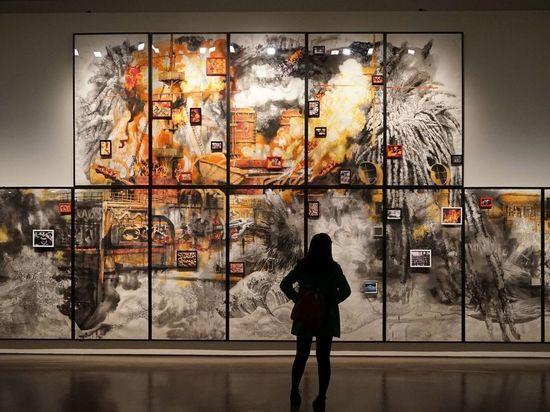 Выставка картин людей с душевными расстройствами «Другое измерение» открылась в Новгороде