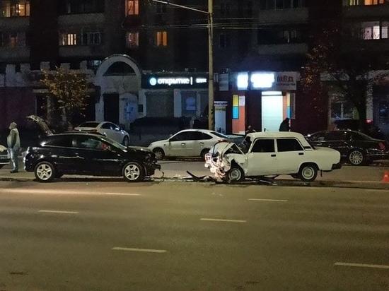 ДТП в Иванове с подростком за рулем