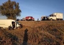 В Астраханской области произошла смертельная авария