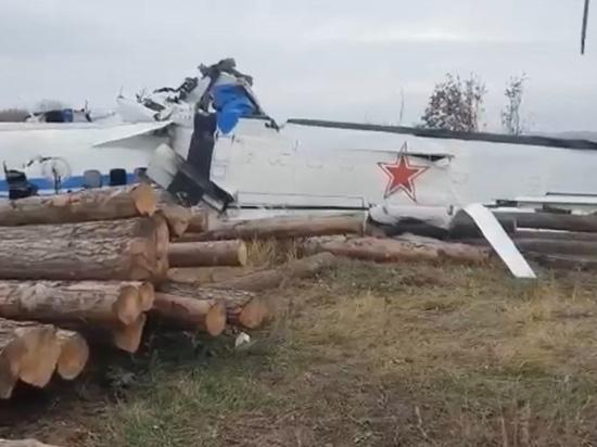 Крушение L-410  в Татарстане третье за полгода: страшная закономерность