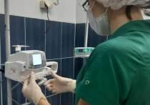 В туапсинской центральной районной больнице появилось современное оборудование