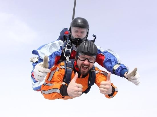Все члены клуба относятся к элите парашютного спорта