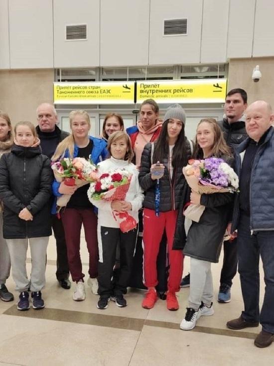 Спортсменка из Красноярска привезла «бронзу» с чемпионата мира по борьбе в Норвегии