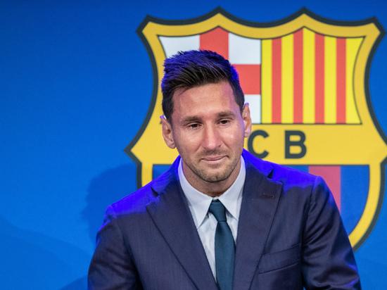 Разборки бывших: «Барселона» намекнула на жадность Месси, он ответил