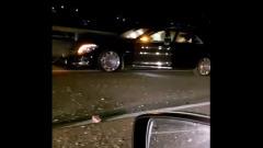 Появились кадры смертельной аварии в Сочи с участием Собчак