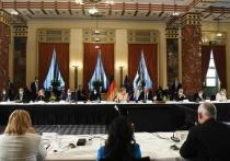 Заседание правительства Израиля прошло с участием канцлера Германии