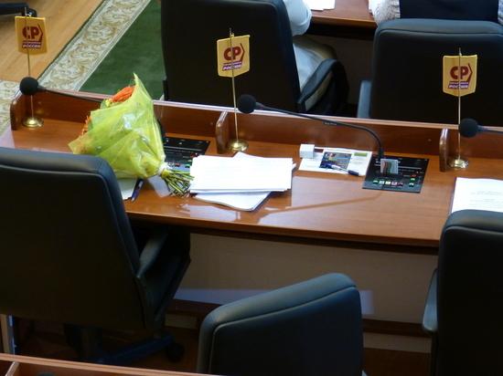 В руководстве Заксобранием и Петросоветом оппозиционные партии не участвуют
