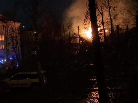 Крайний пожар в этом месте произошёл всего лишь три дня назад