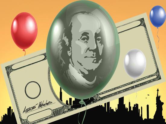 Америка вновь стучится головой о «долговой потолок»