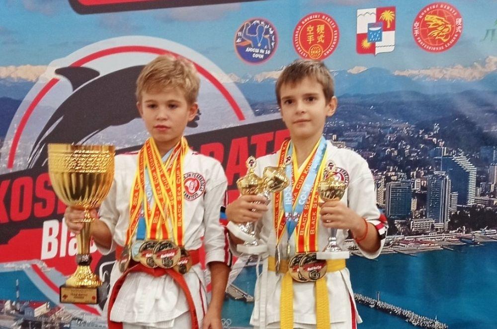 Донецкие спортсмены произвели фурор на международном турнире в Сочи