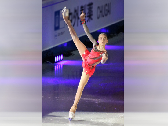 Фигуристка Валиева побила рекорд Косторной по сумме программ