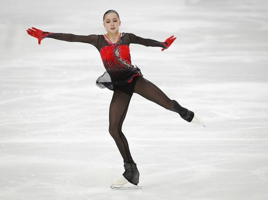 Валиева побила мировой рекорд Трусовой в произвольной программе