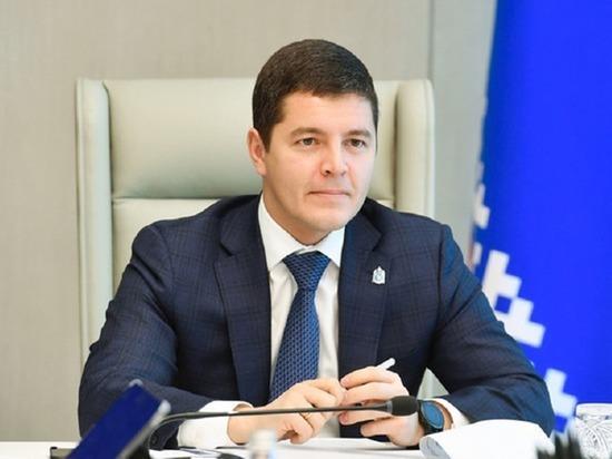 Глава ЯНАО занял 2 место среди губернаторов РФ по позитивному упоминанию в соцсетях