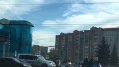 В Ярославле байкеры перекрыли центральный проспект