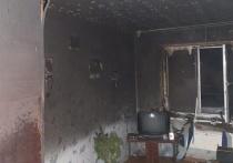 В воскресенье житель Саяногорска погиб при пожаре в квартире