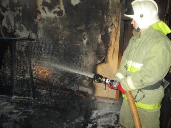 В выходные в Марий Эл произошло три пожара
