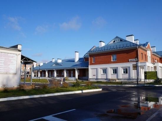 Минздрав заявил об окончании строительства covid-госпиталя в Калуге