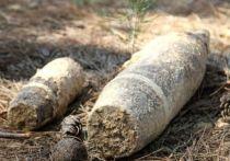 Боеприпасы нашли в центре Великих Лук