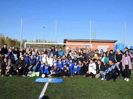 В Калужской области названы победители первенства по футболу среди юношей