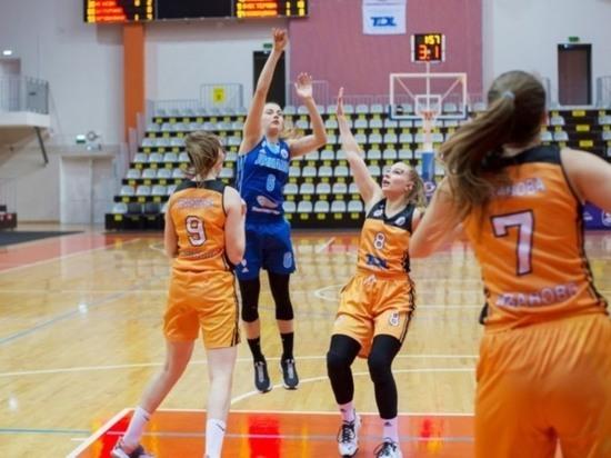 Ивановская баскетбольная команда «Энергия» начала стартовые матчи с поражения и победы