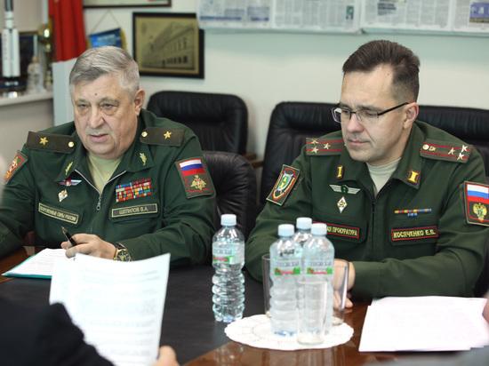 Военком Москвы и военный прокурор рассказали об особенностях осеннего призыва