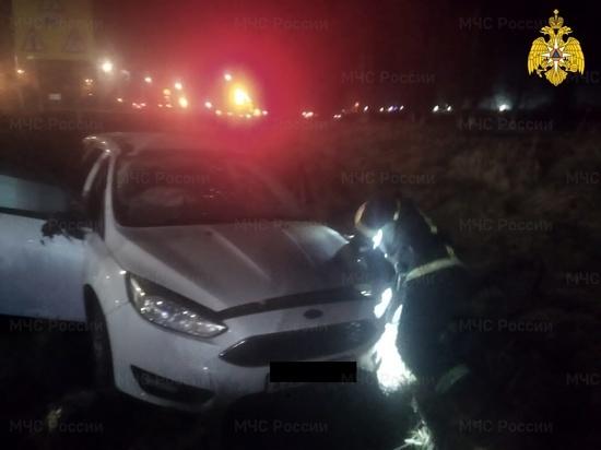 Три человека пострадали в жесткой аварии на М-3 в Калужской области