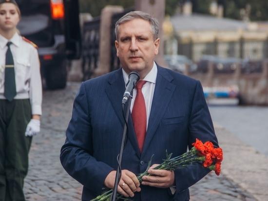 Названа дата, когда ЗакС рассмотрит кандидатуру Мейксина на пост вице-губернатора