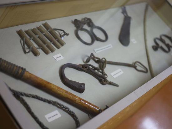 В Туве открылась выставка «Об истории девяти пыток»