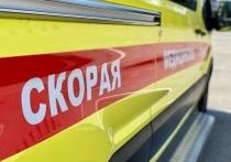 В Ефремове госпитализировали женщину после падения со второго этажа