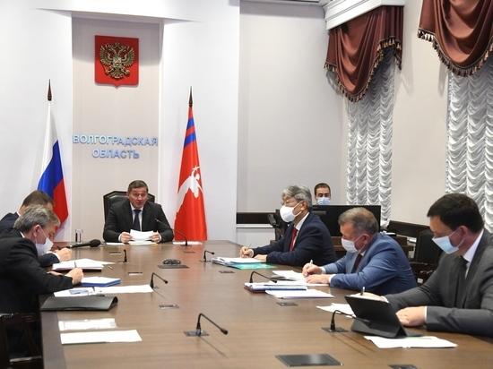 В Волгоградской области разработают новые меры по борьбе с COVID-19