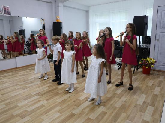 В Заринске благодаря программе «Стальное дерево»  оборудовали вокальную студию