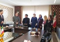 В Астрахань приехала съемочная группа из провинции Гилян Исламской республики Иран
