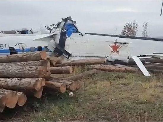 В упавшем в Татарстане самолете погибли 2 жителя Удмуртии, третий в больнице