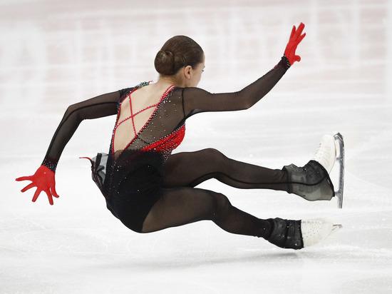 «Бонус за то, что она русская» - американец критикует рекорд Валиевой
