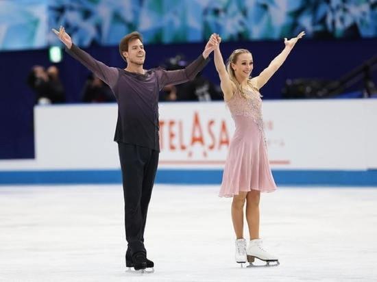 Синицина и Кацалапов снялись с этапа Кубка России по фигурному катанию