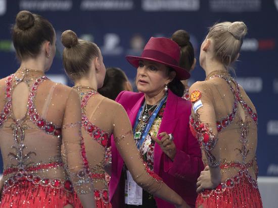 Ирина Винер-Усманова отреагировала на заявление болгарской федерации гимнастики