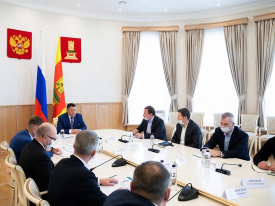 В Твери обсудили строительство велотрассы «Москва – Санкт-Петербург»