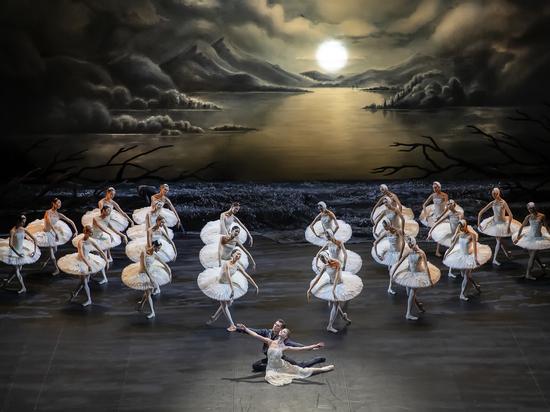 Русский балет в испанской упаковке