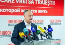 Додон объяснил, почему власти Молдовы не могут договориться по газу