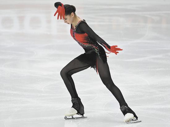 Прима-балерина льда
