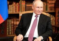 Путин оценил политику Украины по выполнению Минских соглашений