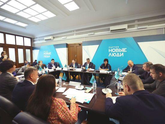 «Новые люди» приняли во фракцию двух депутатов и выдвинули представителей в думские комитеты
