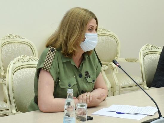 Глава комитета здравоохранения Курской области покинула пост после замечаний Мурашко
