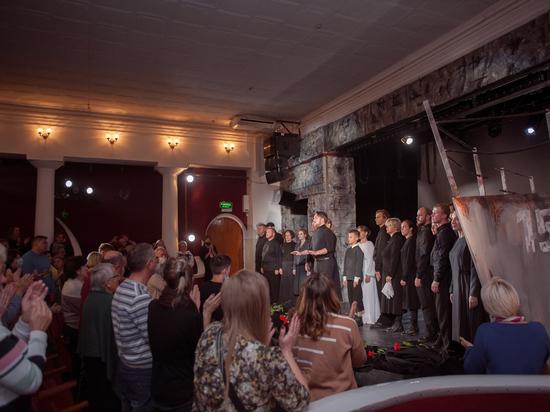 В крымском ТЮЗе стартовал юбилейный театральный сезон