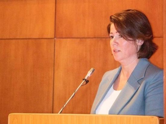 Анастасия Жукова назначена сенатором Совета Федерации от Чукотки